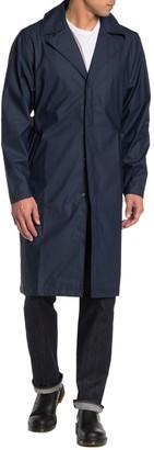 Rains Waterproof Trench Coat (Unisex)