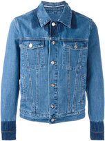 Kenzo button-up denim jacket - men - Cotton/Polyester - L