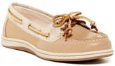 Sperry Firefish Snake Linen Boat Shoe