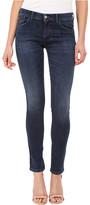 Armani Jeans Dark Used Blue & Black Stretch Denim 11.5