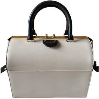 Louis Vuitton Speedy Doctor 25 Beige Leather Handbags