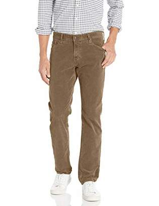 AG Adriano Goldschmied Men's The Graduate Tailored Leg Corduroy Pant