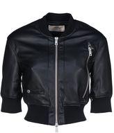 Urban Code Urbancode Faux Leather Bomber Jacket
