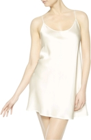 La Perla Iconic Natural Silk Slip