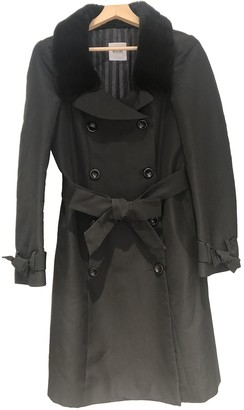 Moschino Cheap & Chic Moschino Cheap And Chic Black Trench Coat for Women