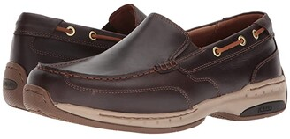 Dunham Waterford Slip-On (Tan) Men's Slip on Shoes