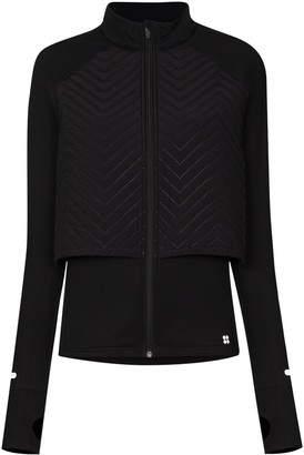 Sweaty Betty Layered Padded Performance Top