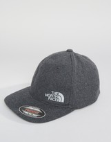The North Face Classic Wool Ball Cap In Grey
