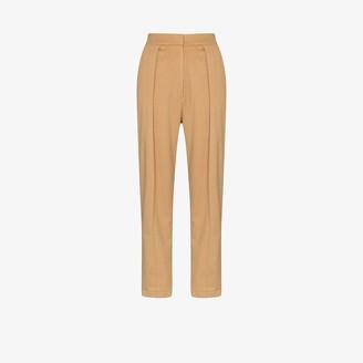 MATÉRIEL High Waist Wide Leg Trousers