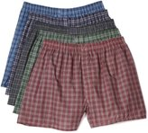 Fruit of the Loom Men's Tartan Boxer(Pack of 5)