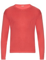 Massimo Alba Long-sleeved Silk-knit Sweater