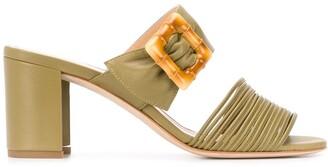 Chloe Gosselin Fiona 70mm sandals