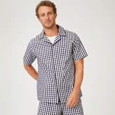 Club Monaco Sleepy Jones Gingham Shirt