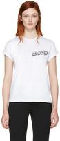 Stella McCartney White all Is Love T-shirt