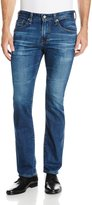 AG Adriano Goldschmied Men's Matchbox Slim Straight Leg Jean In