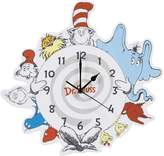 Trend Lab Dr. Seuss Friends Wall Clock