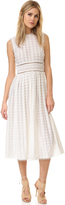 Zimmermann Zephyr Broderie Picnic Dress