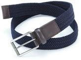 Perry Ellis Elastic Web Belt