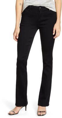 1822 Denim Butter Slim Fit Bootcut Jeans