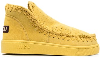Mou Eskimo leather boots