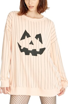 Wildfox Couture Roadtrip Jackie Graphic Pullover