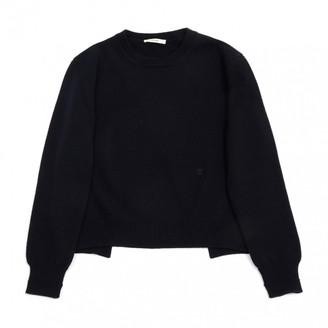 Celine Navy Cashmere Knitwear