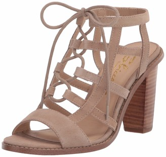 Sbicca womens Cage Heeled Sandal