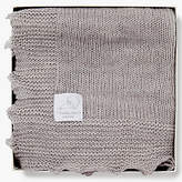 English Trousseau Dashing Hare Collection Shawl, Grey Marl
