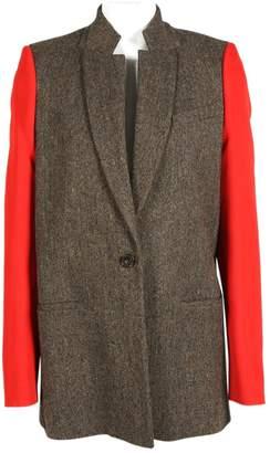 Givenchy \N Brown Wool Coats