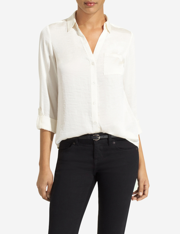 The Limited One Pocket Shirt