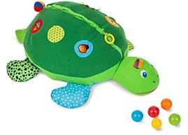 Melissa & Doug Turtle Ball Pit - Ages 9 Months+