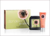 Benefit Dandelion Wishes Brightening Face Powder + Soft Pearly Pink Lip Gloss