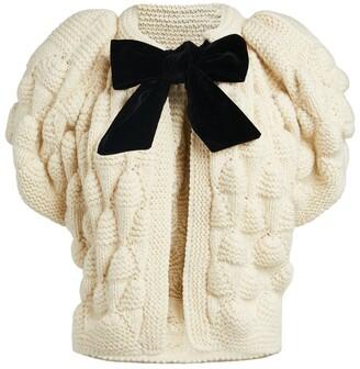 Letanne Knitted Matilda Coat