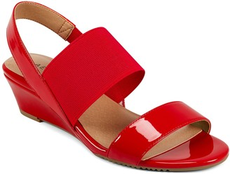 Aerosoles Alma Women's Strappy Wedge Sandals