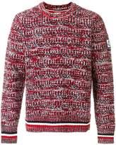 Moncler Gamme Bleu knit jumper