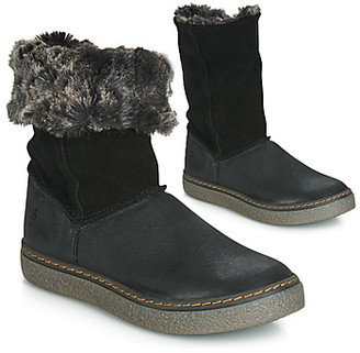 GBB DUBROVNIK girls's Mid Boots in Black