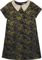 Hucklebones Floral pattern shift dress 4-10 years