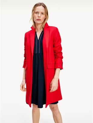 Tommy Hilfiger Essential Wool Cashmere Coat