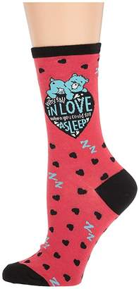 Victoria's Secret Socksmith Love Sleep