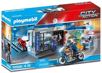 Playmobil Prison Escape
