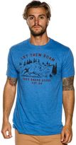 Hippy-Tree Hippytree Stamped Ss Tee