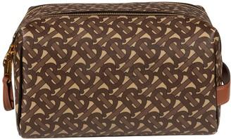 Burberry Monogram Double-zip Duffle Bag