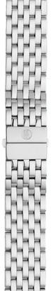 Michele Deco 18 Stainless Steel Seven-Link Watch Bracelet