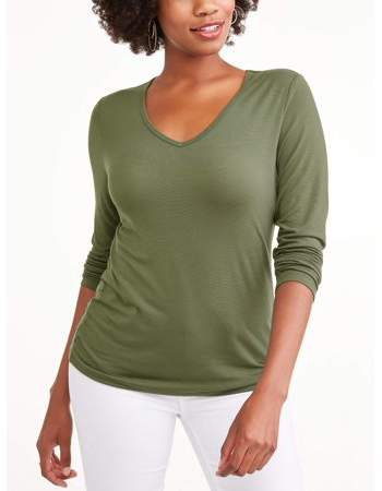 0cae6ede Time and Tru Women's Tops - ShopStyle