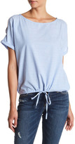 Joe's Jeans Cold Shoulder Blouse