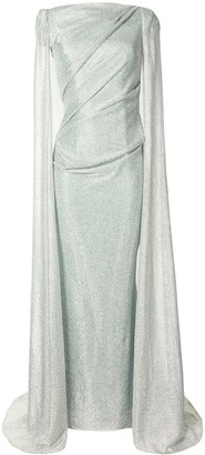 Talbot Runhof Pollinium dress