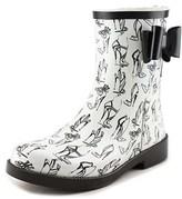 Jessica Simpson Raila Round Toe Synthetic Rain Boot.