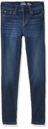 Amazon Essentials Big Girl's Skinny Jeans