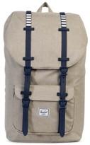 Herschel Men's 'Little America' Backpack - Beige