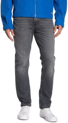 Hudson Axl Mid Rise Skinny Jeans